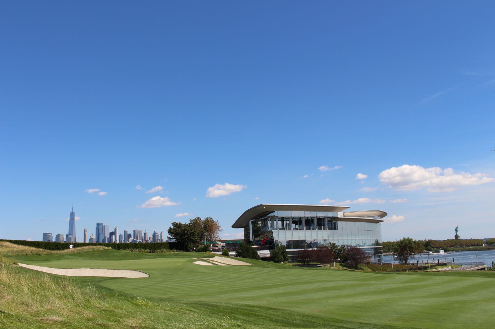 Membership at Liberty National Golf Club